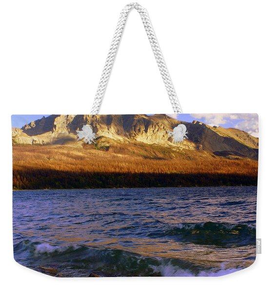 Stormy St Marys Weekender Tote Bag