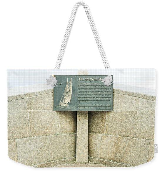 Stotfield Disaster Weekender Tote Bag