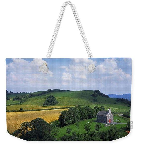 Stradbally, Co Laois, Ireland Church Weekender Tote Bag