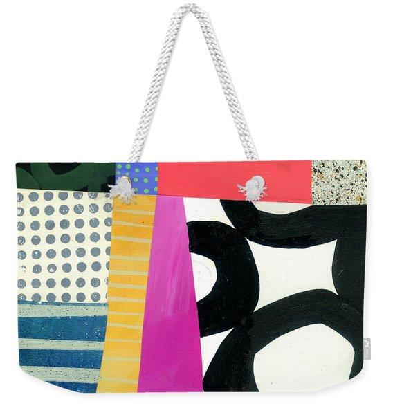 Straight Up Weekender Tote Bag