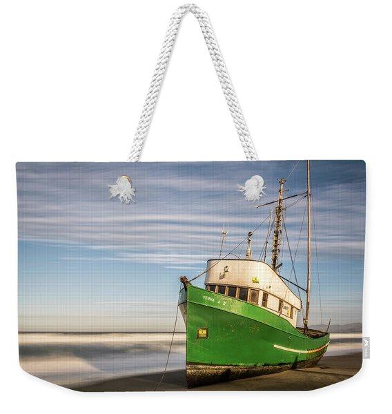 Stranded On The Beach Weekender Tote Bag