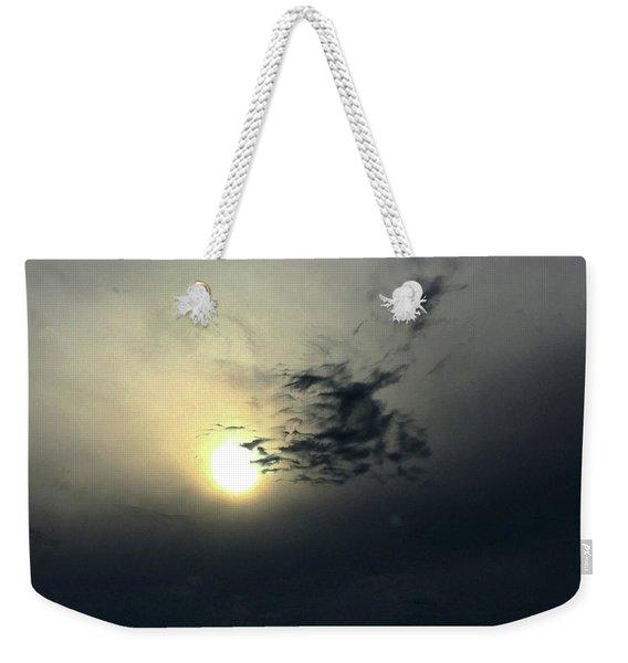 Strange Cloud Weekender Tote Bag