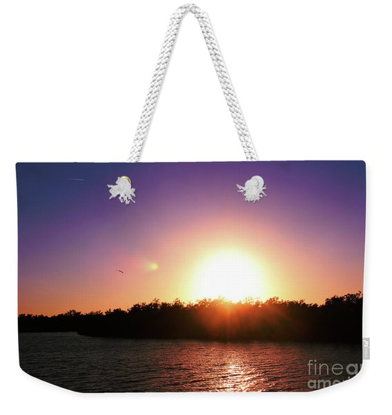 Strange Light #2 Weekender Tote Bag