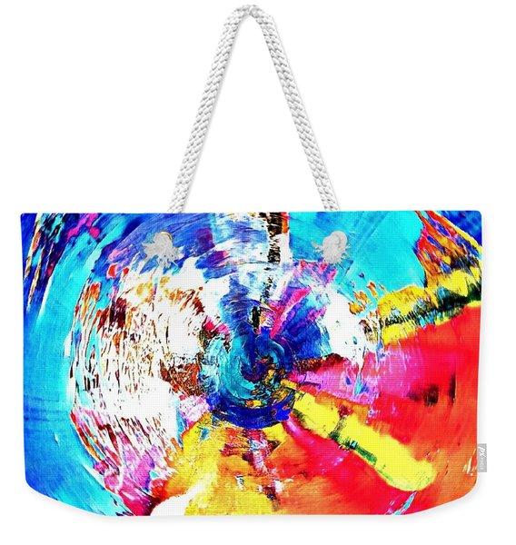 Stratosphere  Weekender Tote Bag