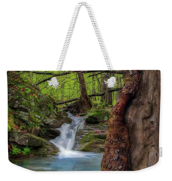 Stream Wonder Weekender Tote Bag