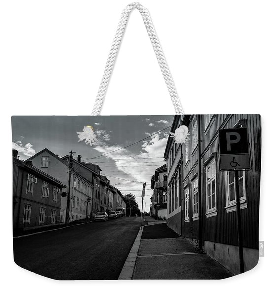 Street In Toyen Weekender Tote Bag