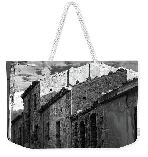 Street Little Town Weekender Tote Bag