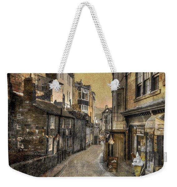 Street Of My Memory Weekender Tote Bag