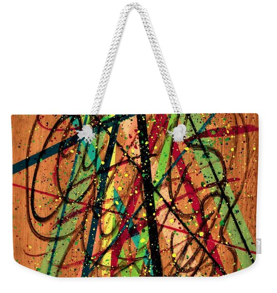 Stressed Out  Weekender Tote Bag