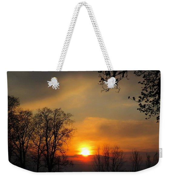 Striking Beauty Weekender Tote Bag