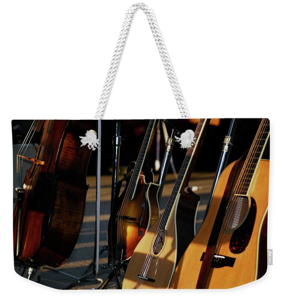 String Imstruments Weekender Tote Bag
