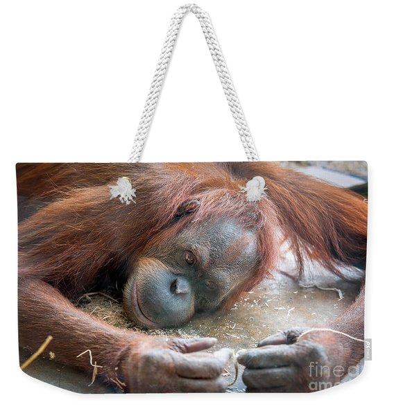 String Theory II Weekender Tote Bag