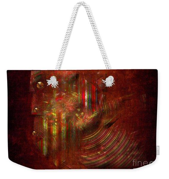 Strips Weekender Tote Bag