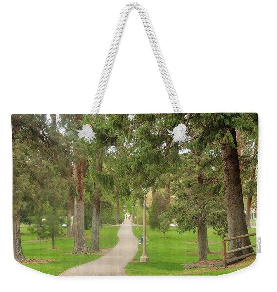 Stroll Weekender Tote Bag