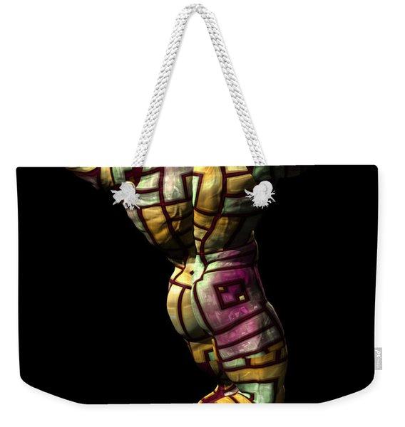 Studio Man Render Series 11 Weekender Tote Bag