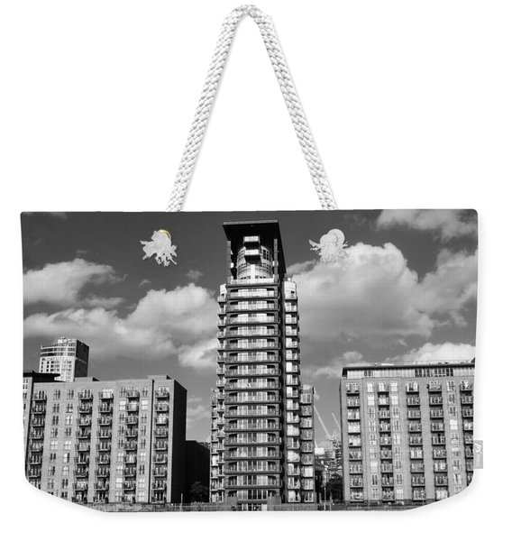 Structures In London 6.0 Weekender Tote Bag