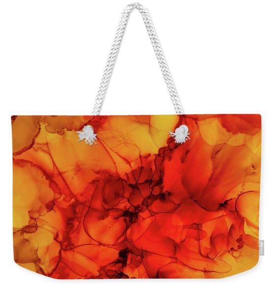 Struggling Heart Weekender Tote Bag