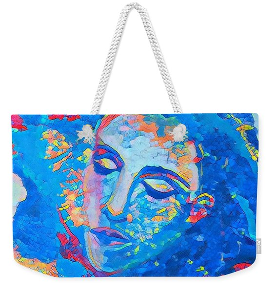 Stuck In A Moment Weekender Tote Bag