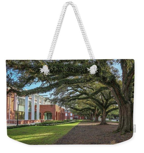Student Union Oaks Weekender Tote Bag