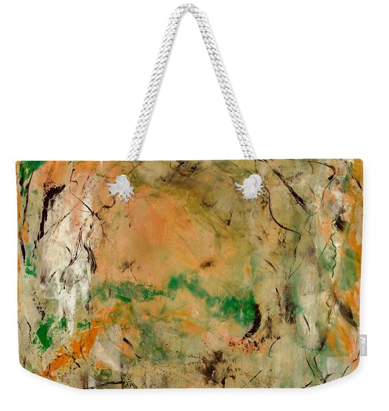 Under The Lemon Tree Weekender Tote Bag