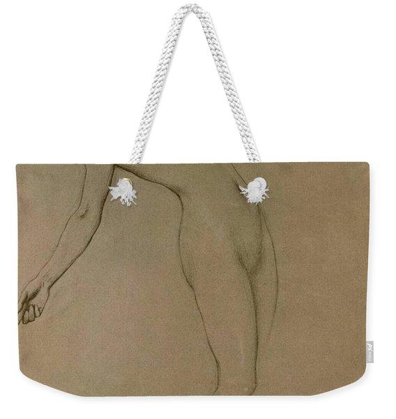 Study For Clyties Of The Mist Weekender Tote Bag