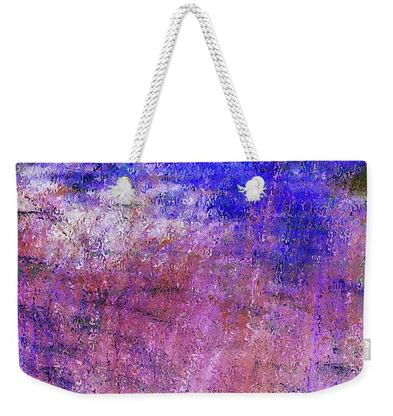 Study Of Brush Weekender Tote Bag