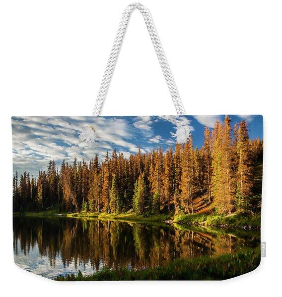 Stunning Sunrise Weekender Tote Bag