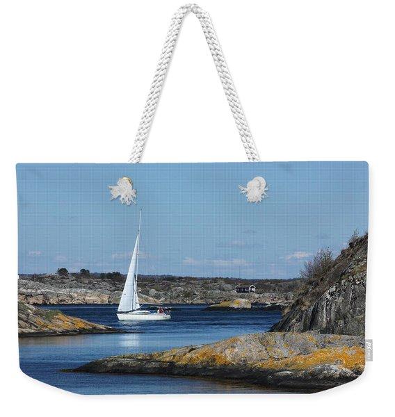 Styrso, Sweden Weekender Tote Bag