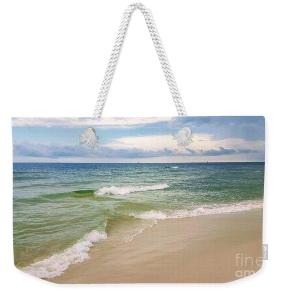 Sublime Seashore  Weekender Tote Bag