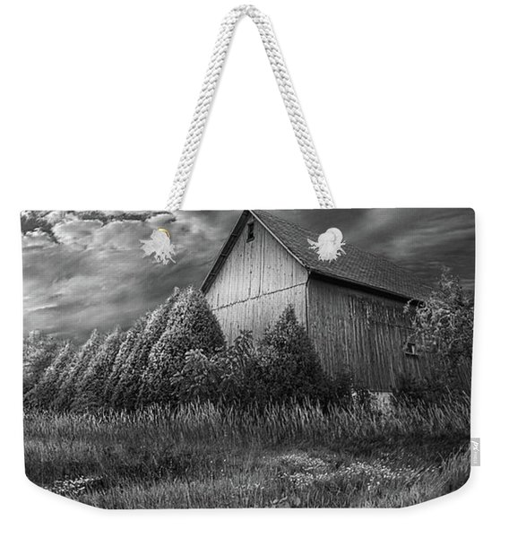 Sublimity Weekender Tote Bag