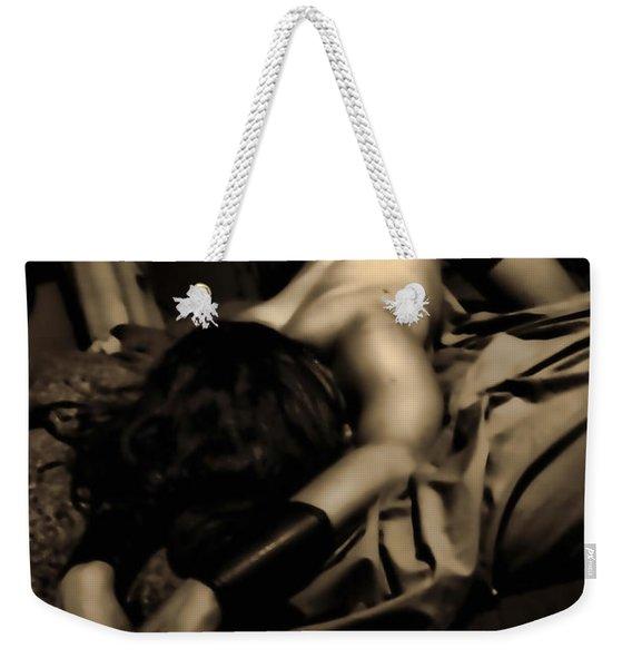 Submit Weekender Tote Bag