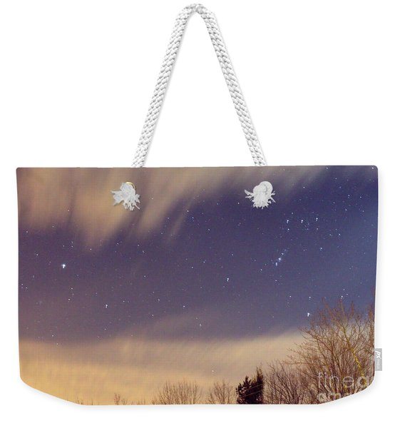 Sudden Clearing Weekender Tote Bag