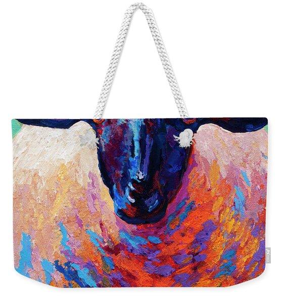 Suffolk Ewe Weekender Tote Bag