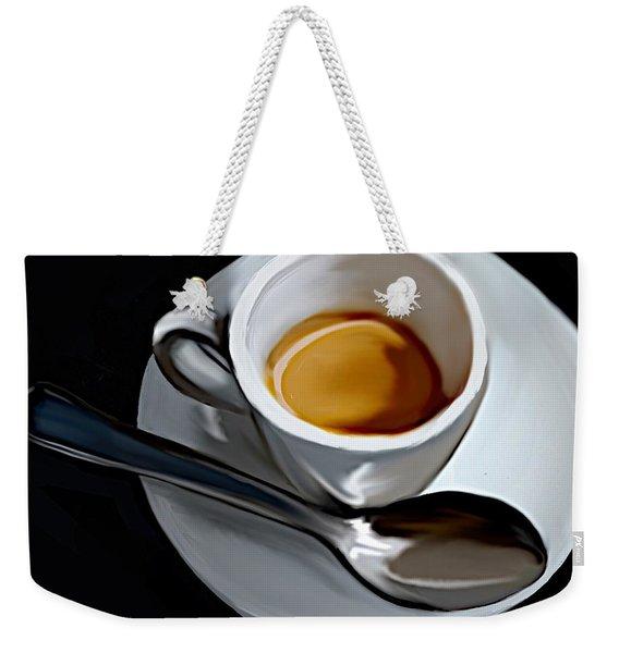Sugar And Cream Weekender Tote Bag