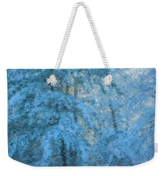 Sugar Morning #1 Weekender Tote Bag