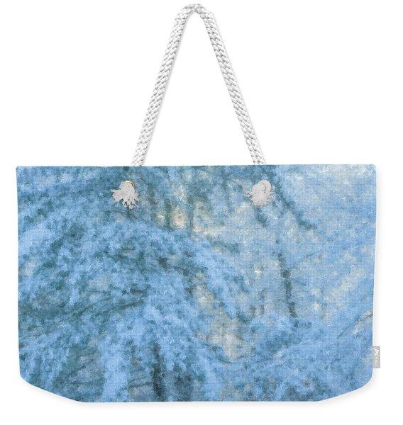 Sugar Morning #2 Weekender Tote Bag