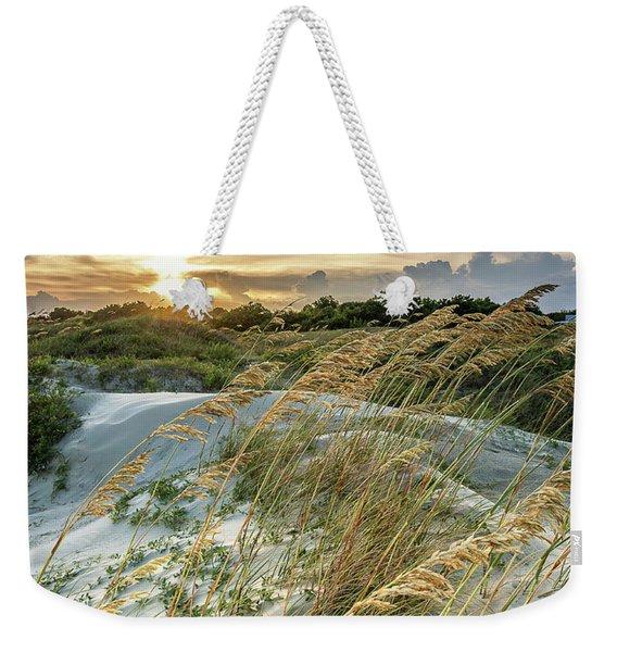 Sullivan's Island Dunes Weekender Tote Bag