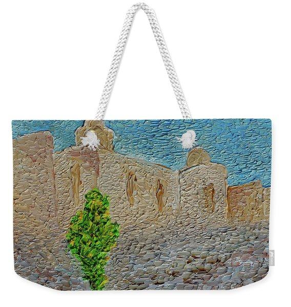 Sultry Day At Sinai Weekender Tote Bag