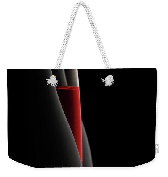 Sultry Weekender Tote Bag