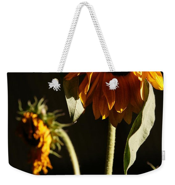 Summer And The Beat Of Your Heart Weekender Tote Bag