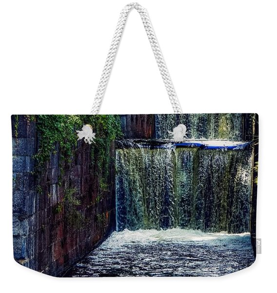 Summer At The Five Combines Weekender Tote Bag