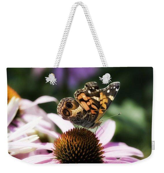 Summer Beauty Weekender Tote Bag