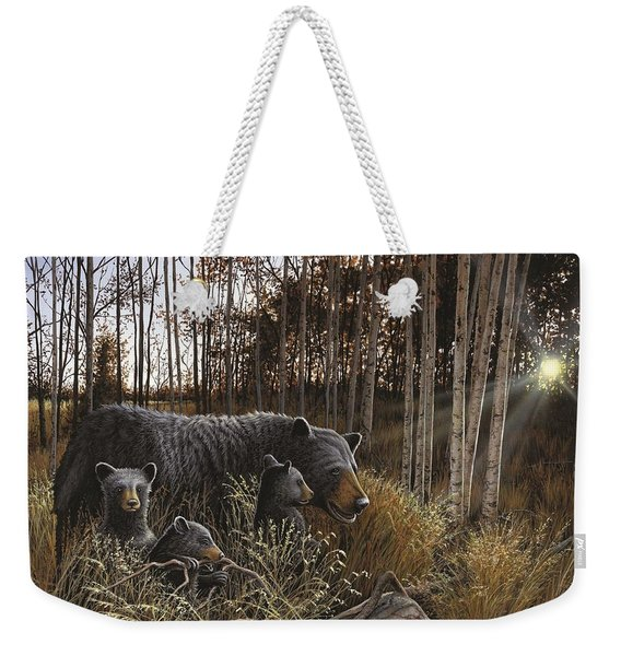 Summer Bounty Weekender Tote Bag