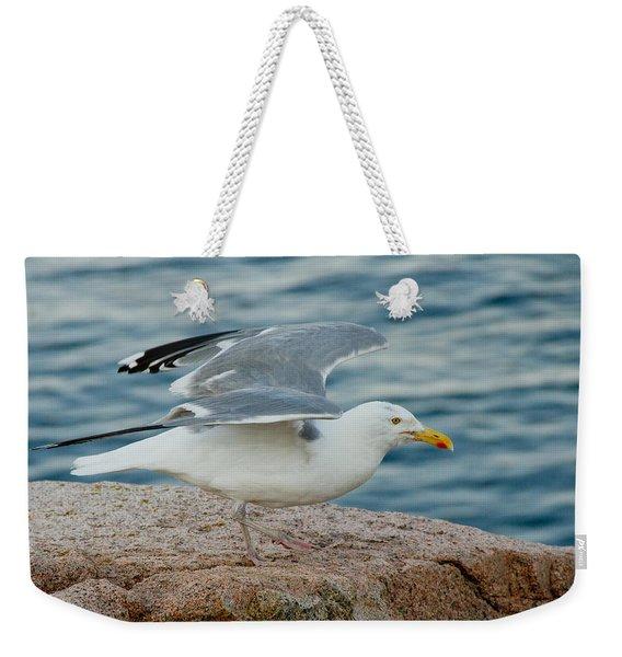 Summer Breeze Weekender Tote Bag