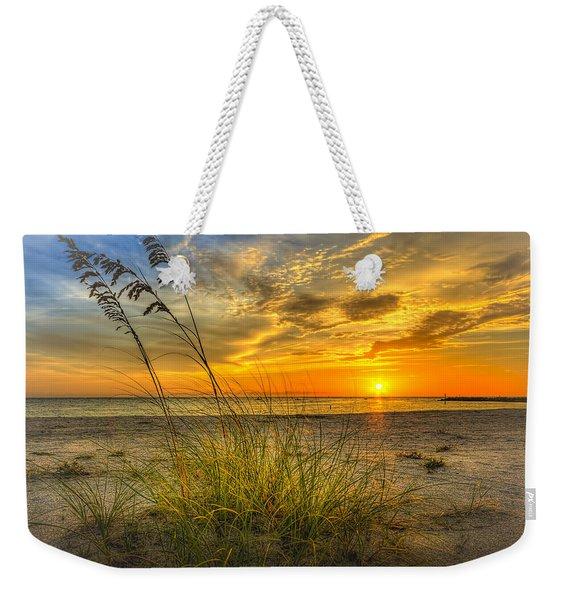 Summer Breezes Weekender Tote Bag