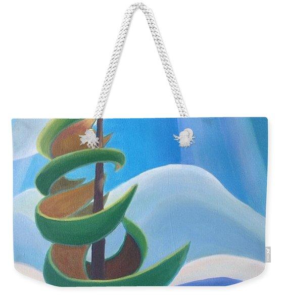 Summer Dance Weekender Tote Bag