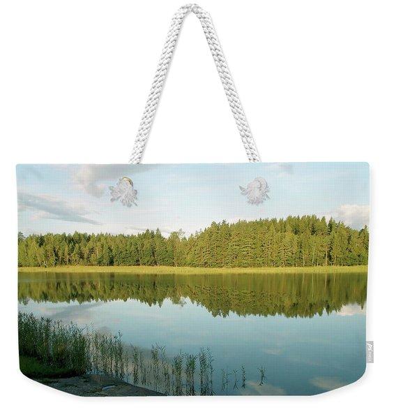 Summer Finland Archipelago Weekender Tote Bag