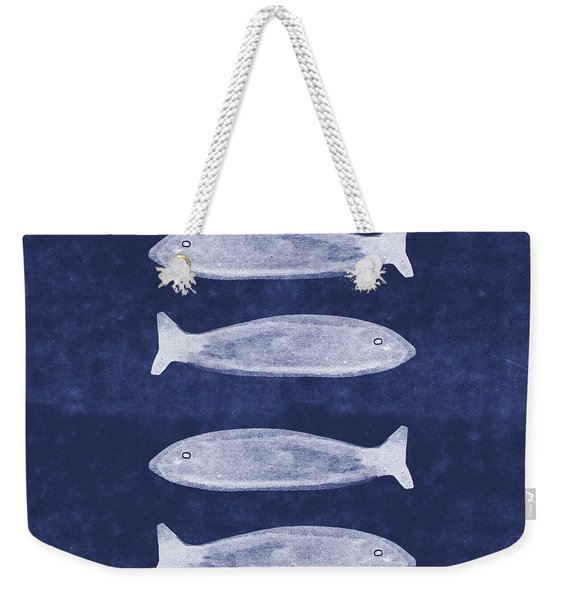 Summer Fish- Art By Linda Woods Weekender Tote Bag