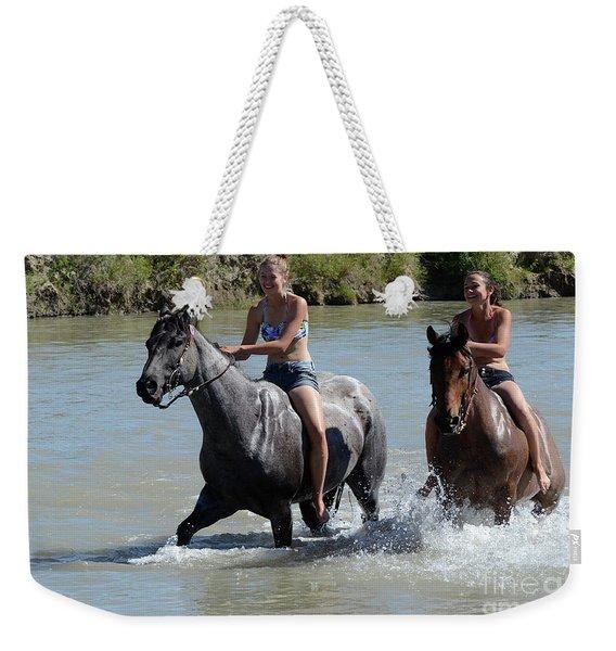 Summer Fun 5 Weekender Tote Bag