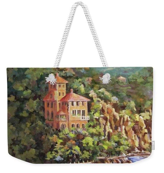 Summer Getaway Weekender Tote Bag